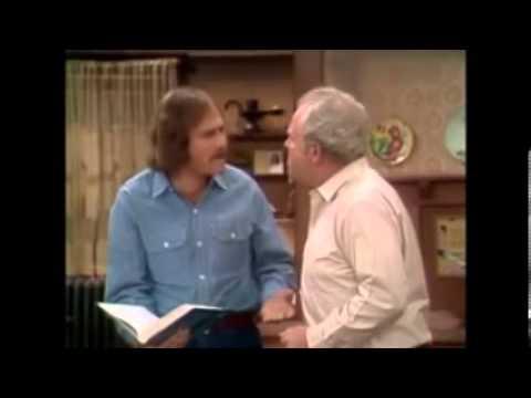 Archie Bunker Gun Control