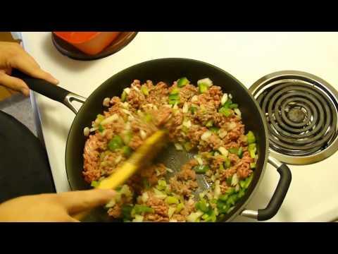 Beefy Rice Casserole