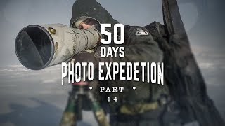 2 month ARCTIC PHOTO EXPEDITION part 1 | Wildlife photography adventure on Ellesmere Island
