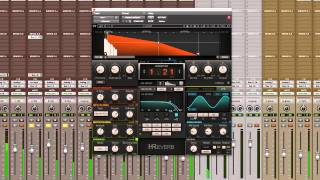 Mixing With Mike Plugin of the Week: Waves H-Reverb