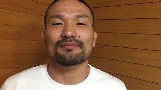 菊野克紀さん(格闘道家)より 応援コメントを頂きました。 映画『ごっ...