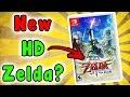 Zelda Skyward Sword HD SWITCH Remake? Is It Possible? - Zelda Skyward Sword Discussion/Analysis