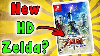 Zelda Skyward Sword HD SWITCH Remake? Is It Possible? - Zelda Skyward Sword Discussion/Analysis