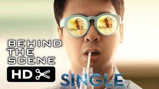 "Behind The Scene ""SINGLE"" - Raditya Dika, Annisa Rawles"