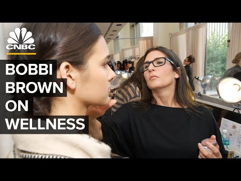 Bobbi Brown On Natural Makeup Trends, Reinventing Herself