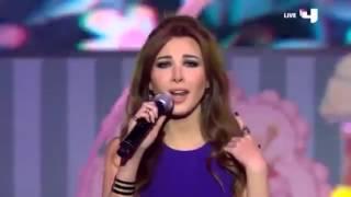 نانسي عجرم - ( الدنيا حلوة ) مع فريق ديو المشاهير