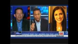 Noel Sheppard and Dana Loesch Chat With CNN