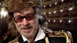 Helge Schneider erklärt das Saxophon DCTP