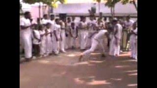 Capoeira pallmares de Cristino Castro  e Bom jesus Piauí