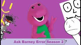 2 Teaser Barney Hata Sezon Sor... (AF)