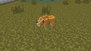 Minecraft Dinosaurs - Part 16 - Saber Cats!