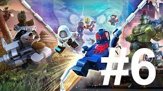 #6 Lego Marvel Super Heroes 2 PS4 Live