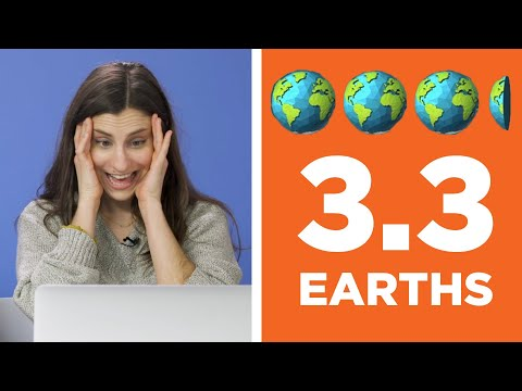 How Many Earths Does It Take To Support Your Life?