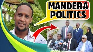 MANDERA POLITICS EPISODE #01 PARLIAMENT