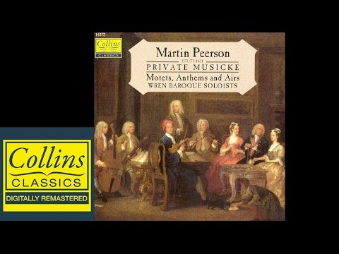 "Peerson: ""Private Musicke"" Motets, Anthems and Airs"