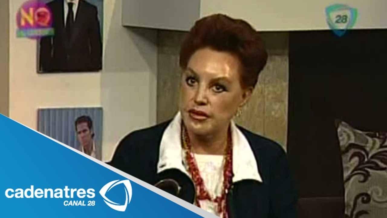 Sonia Infante mantiene acusación de fraude en contra de sus hijos