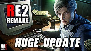 RESIDENT EVIL 2: REMAKE || HUGE UPDATE | New Mode, Replayability & More! | Famistu Interview