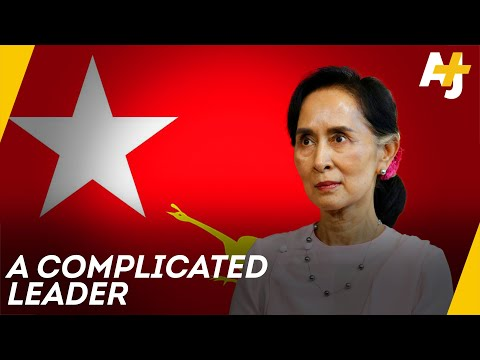 Why Myanmar's Aung San Suu Kyi Is So Important | AJ+