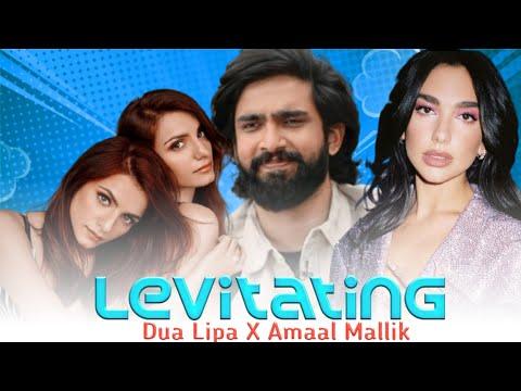 LEVITATING : Amaal Mallik X Dua Lipa • Ft. Sukriti Kaker & Prakriti Kaker Live #shorts