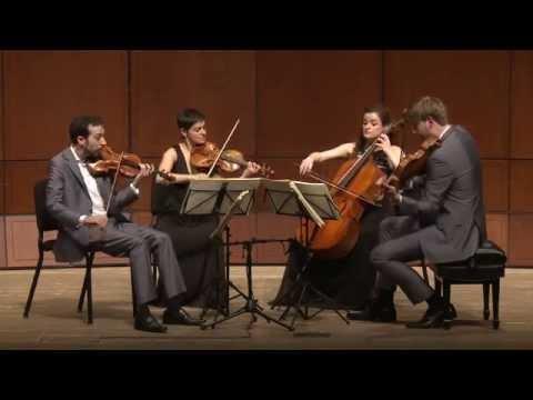 Beethoven String Quartet Op. 95 in F Minor, Serioso - Ariel Quartet (full)