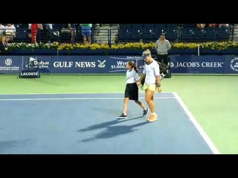 Dubai Duty Free Tennis Championships 2018(1)