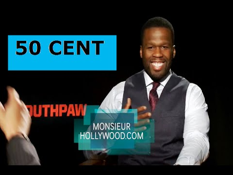 50 cent, Curtis Jackson, exclusive interview by Monsieur Hollywood, Power, SouthPaw