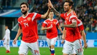 Rusia vs Arabia Saudita | Copa Mundial FIFA 2018