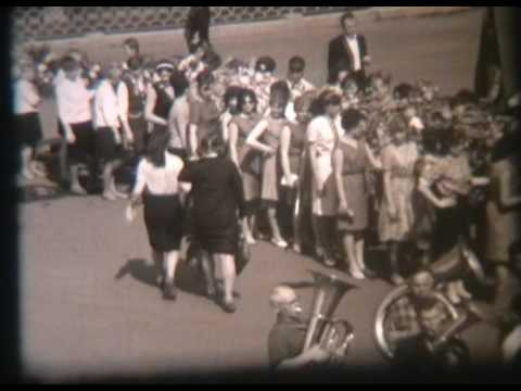 кадры кинохроники город Родники