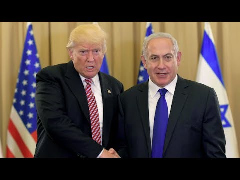 Trump's Mideast 'Peace Opportunity' Ignores Palestinian Rights & Threatens Iran