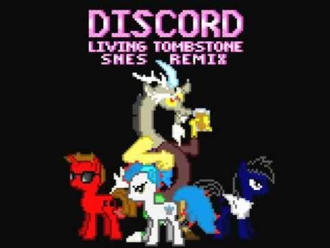 Eurobeat Brony - Discord (LTS SNES Remix)