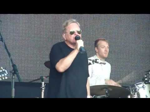 Electronic 'Getting Away With It' HD @ Jodrell Bank, 07.07.2013.
