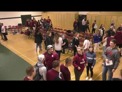 Southern Virginia University Wrestling vs Hampden-Sydney