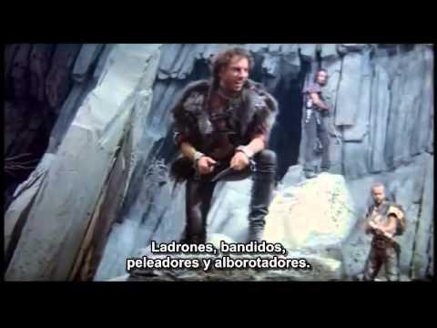 Krull (1983). Trailer. Subtitulado al español.