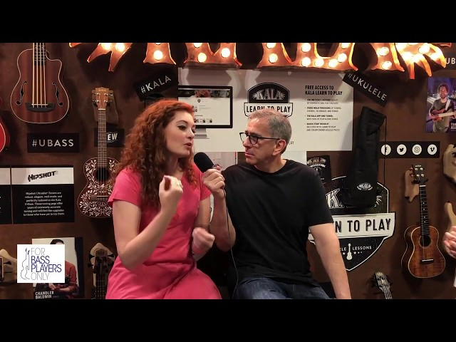 Mandy Harvey Interview