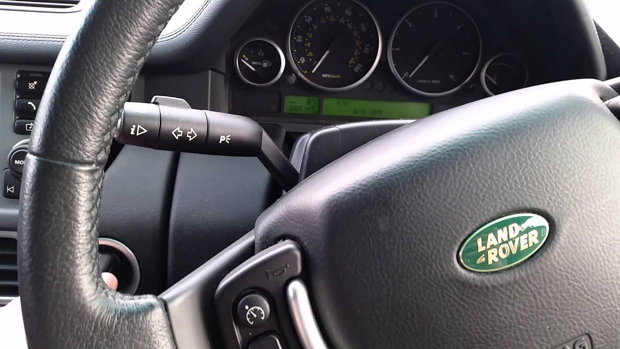 U0122 Range Rover