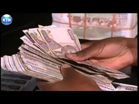 Kenya shillings gets stronger