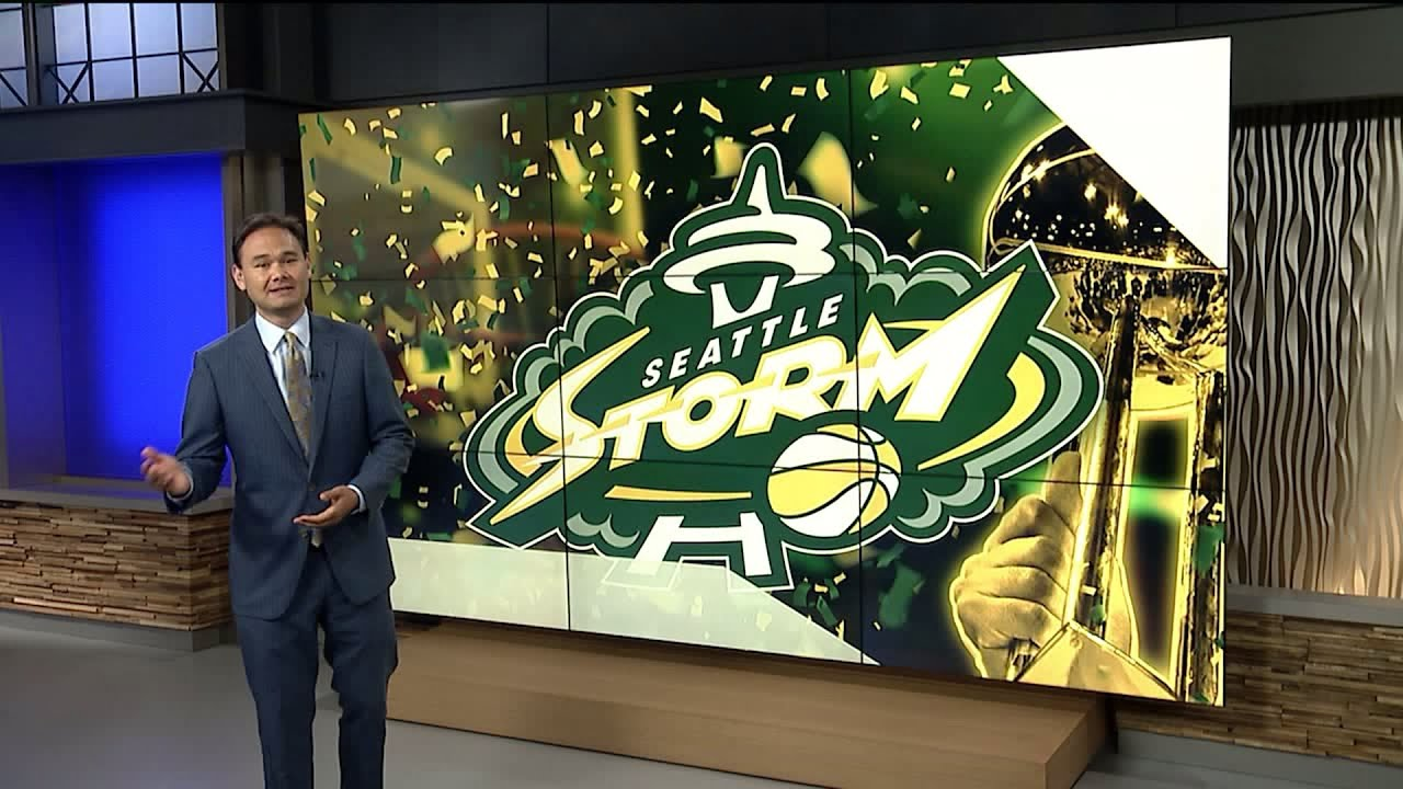 Commentary No Stewie No Sue No Familiar Home No Problem Don T Count Out The Seattle Storm Youtube