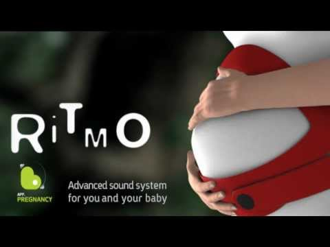 Ritmo Prenatal Sound System - Give the gift of music to your baby