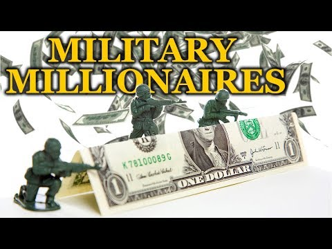 Be A Military Millionaire - Use Your Government TSP