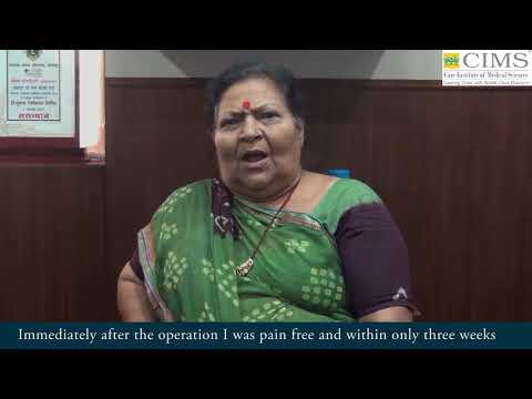 Best Multispeciality Hospital In Gujarat - Patient Testimonial
