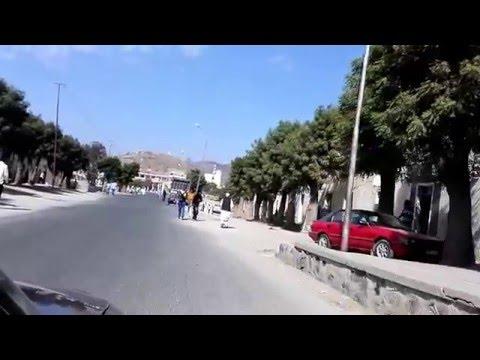 Eritrea 2015/2016 Keren City Drive Hubi und Ralph