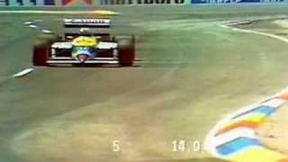 Mansell Paul Ricard 1987 Q lap
