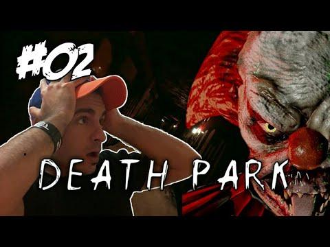 DEATH PARK #02 - UN TRIP INQUIETANTISSIMO! - (Horror Game)