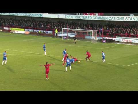 HIGHLIGHTS | Crawley Town 1-0 Hartlepool United
