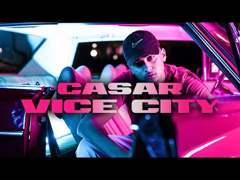 CASAR - VICE CITY [Official Video] (prod. By Thankyoukid)