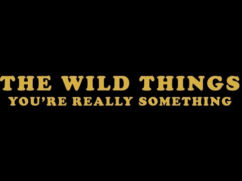 The Wild Things - You're Really Something (Official Video)