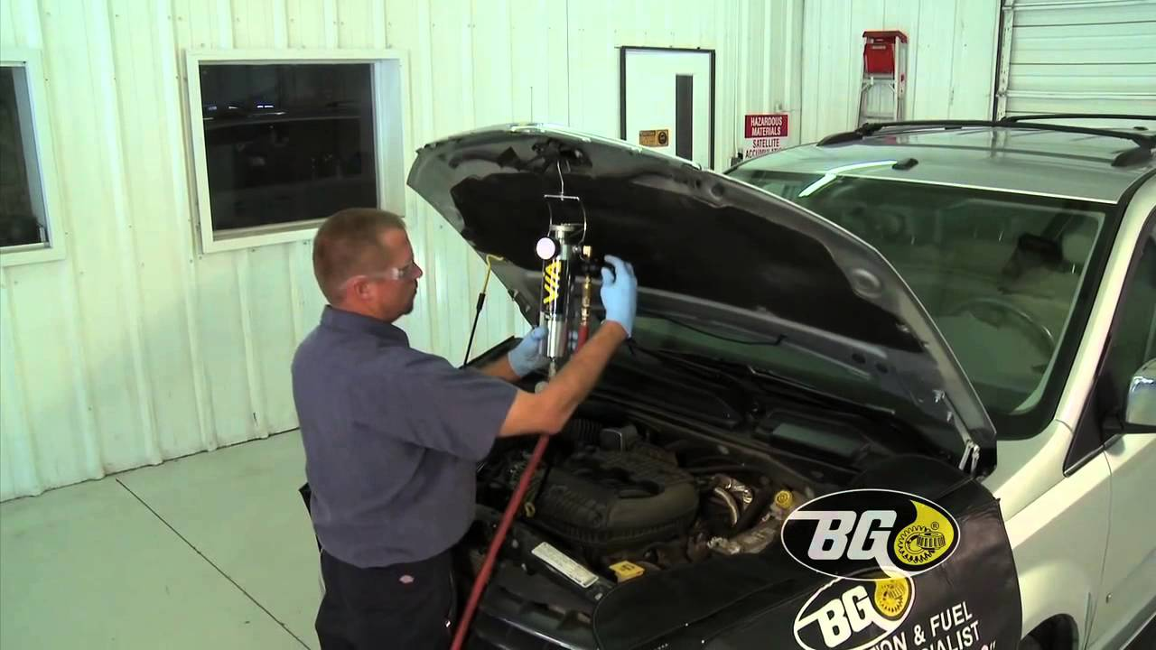 Fuel Induction Service >> BG Fuel Air Induction Service at Criswell Honda - YouTube