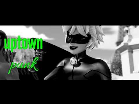 Uptown funk || Chat Noir - AMV