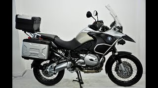 BMW R1200GS Adventre 2006 Silver ABS