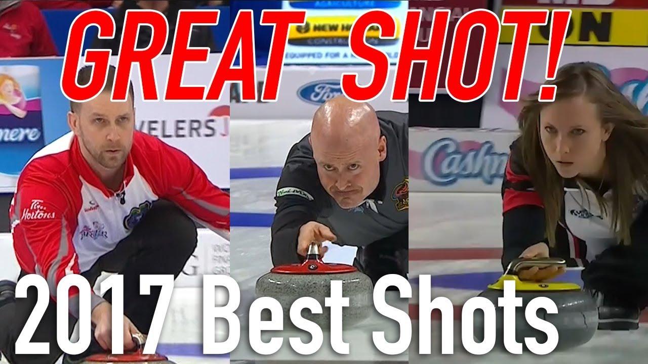 2017 Best Curling Shots - Seasons of Champions